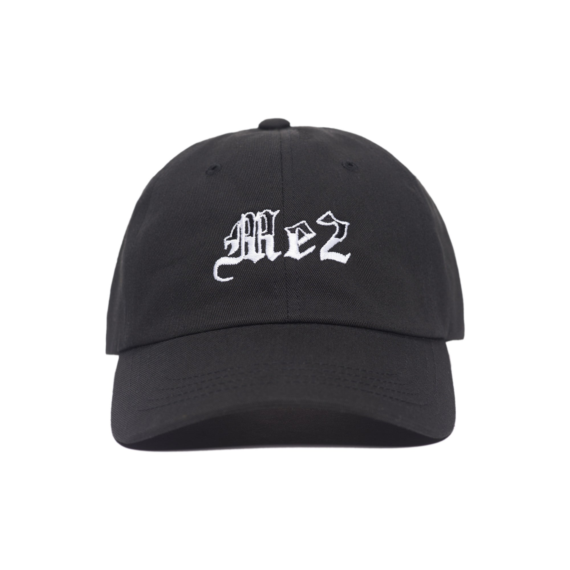 "Me2 ""Logo"" Golf Cap - Black"