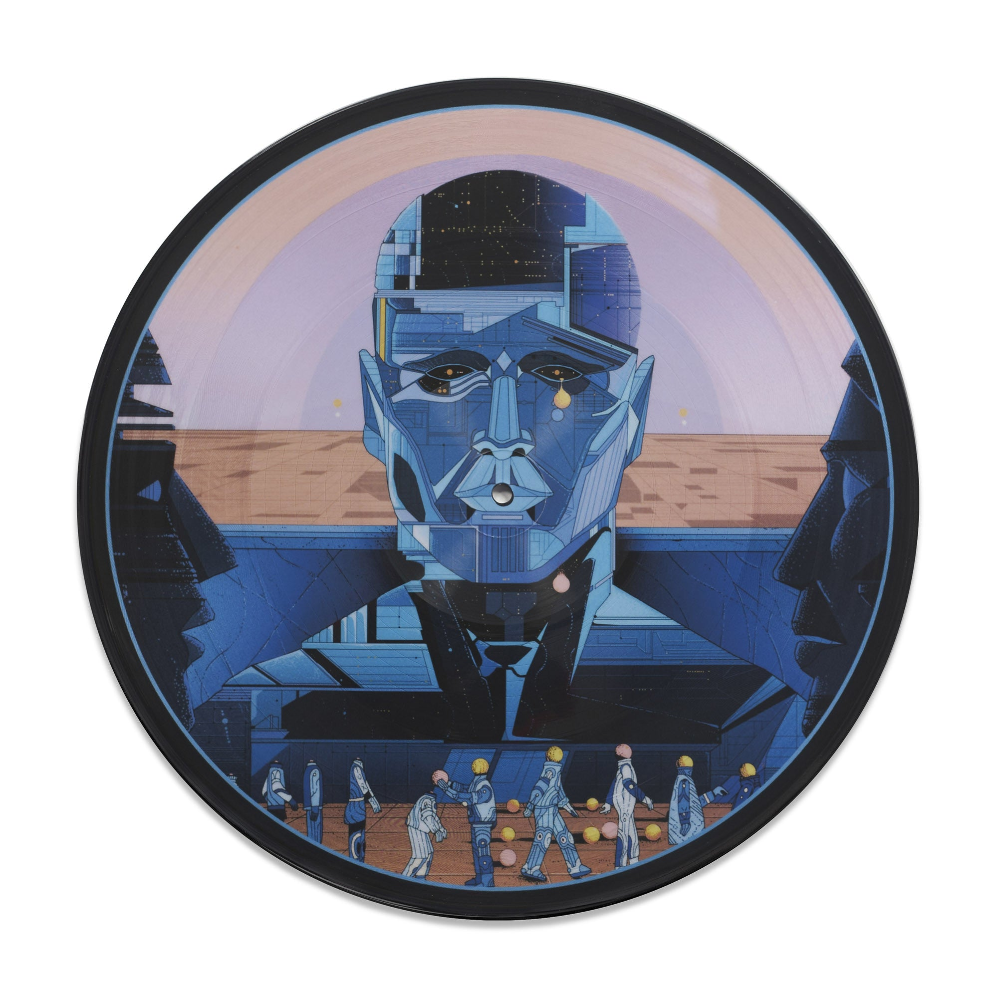 "Oliver ""Mechanical"" Picture Disc"