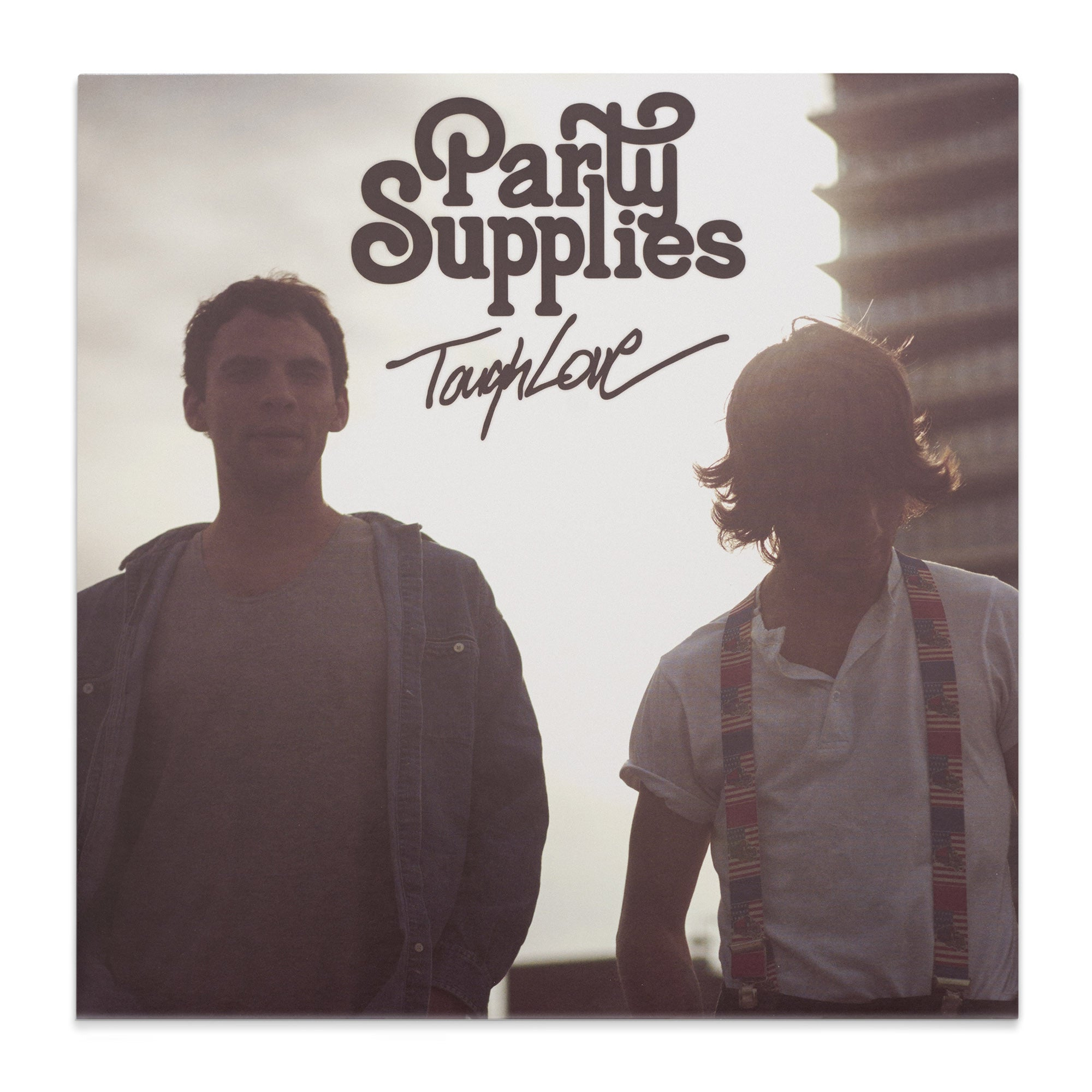 "Party Supplies ""Tough Love"" LP"