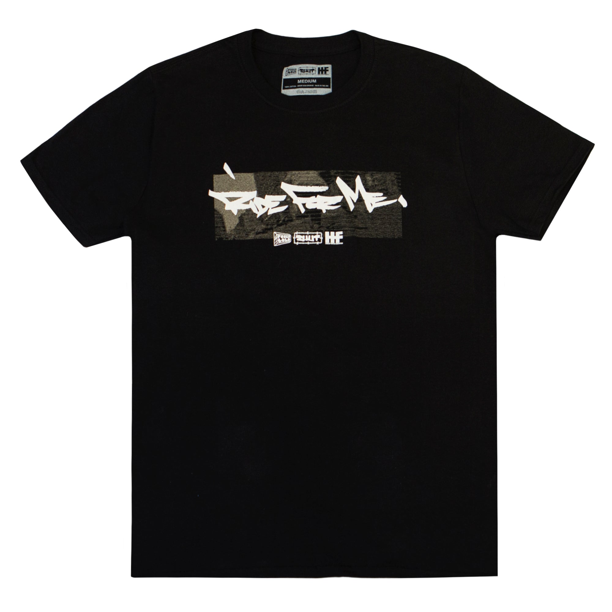 "Fool's Gold x SHUT ""Ride For Me"" Tee"