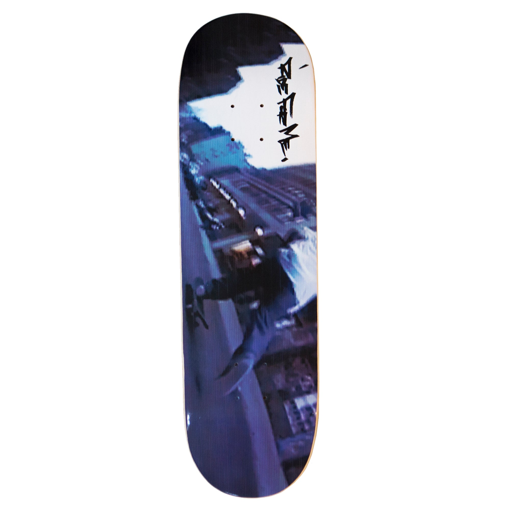 "Fool's Gold x SHUT ""Ride For Me"" Deck"