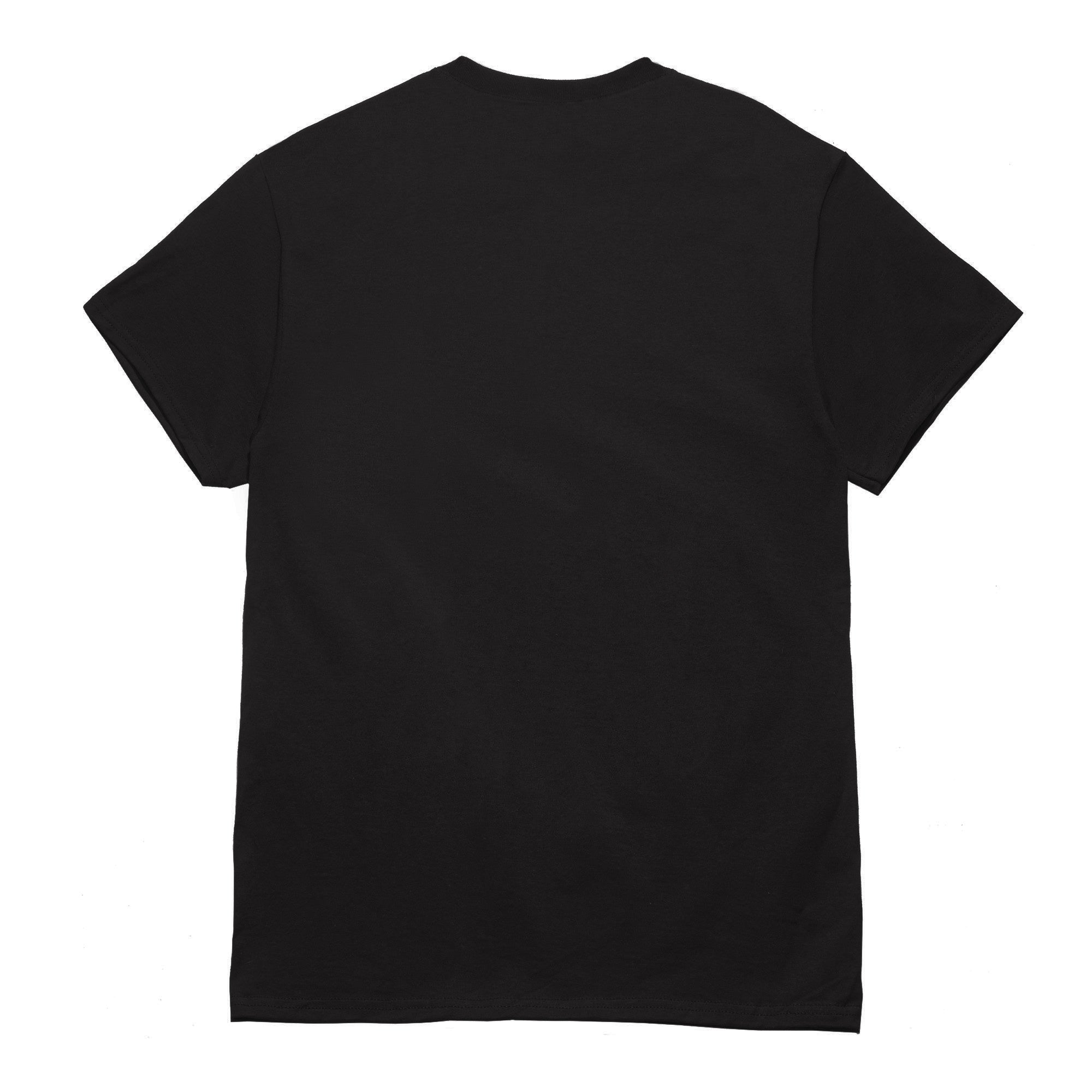 "Leaf ""Photo"" Tee - Black"