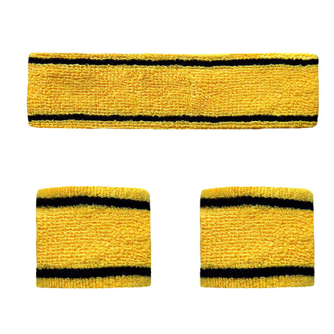 "Fool's Gold ""Logo"" Sweatbands"