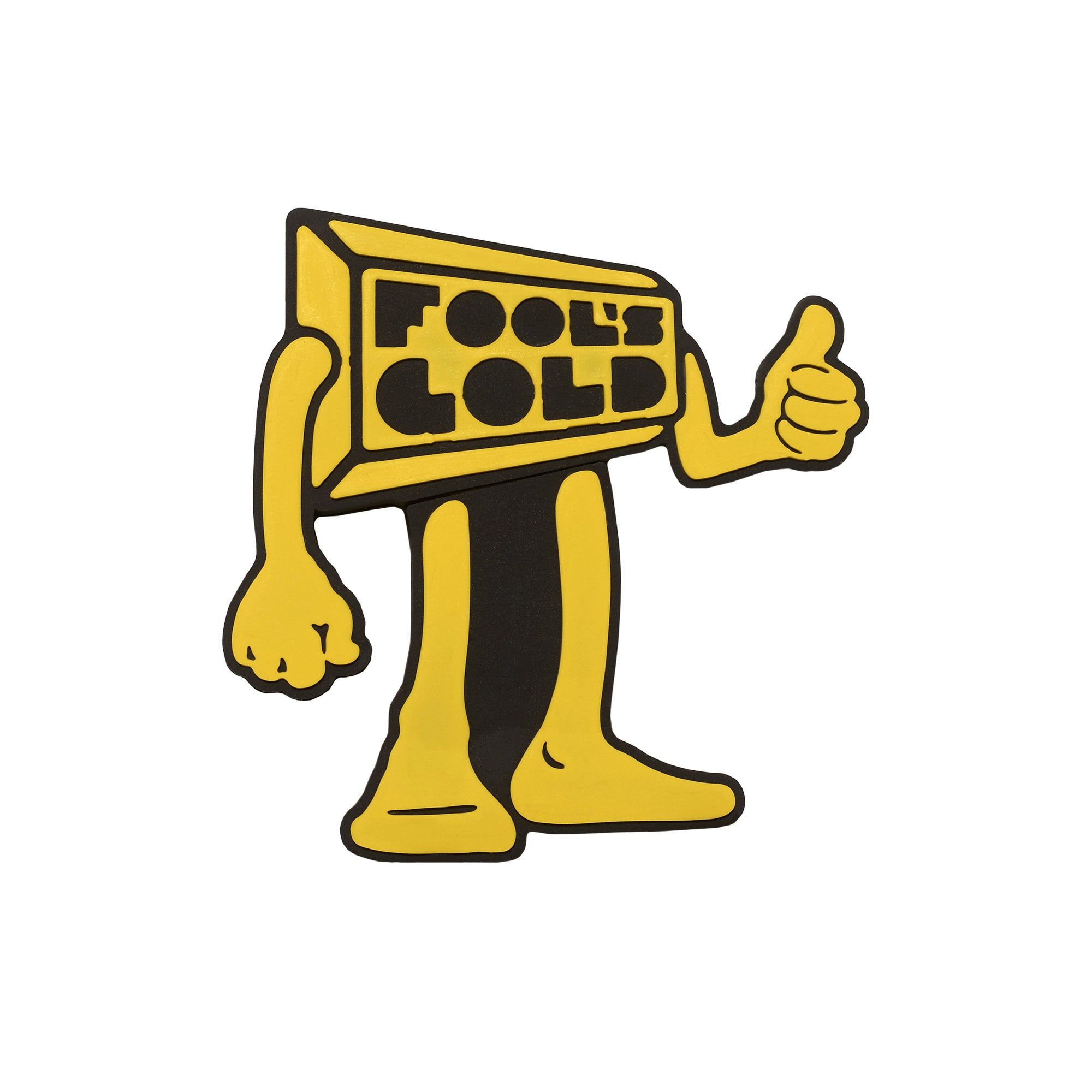 "Fool's Gold ""Mr Goldbar"" USB"