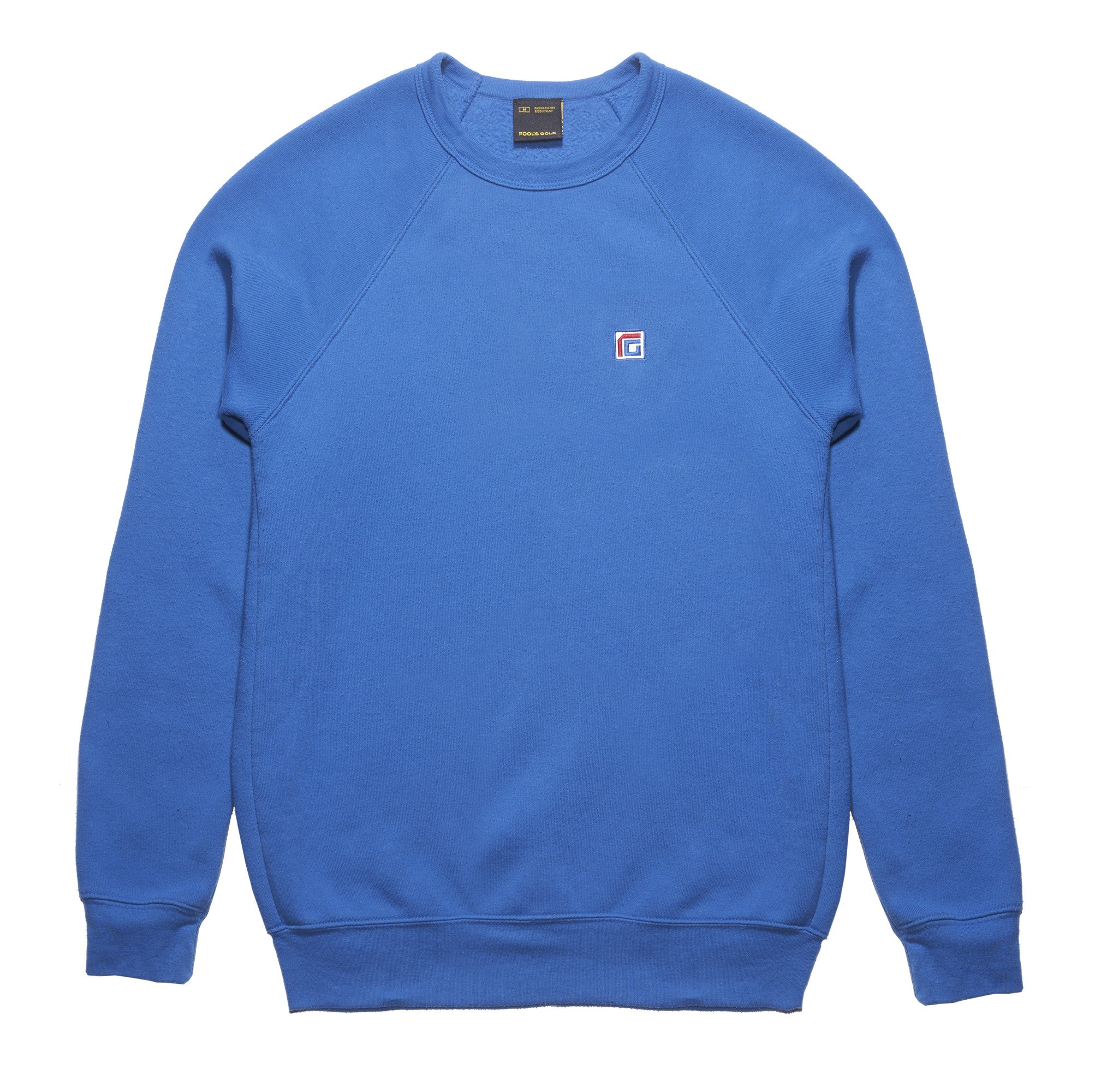 "Fool's Gold ""Match Point"" Vintage Patch Crewneck"