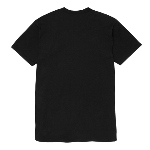 "Fool's Gold ""Micro Logo"" Tee - Black/White"