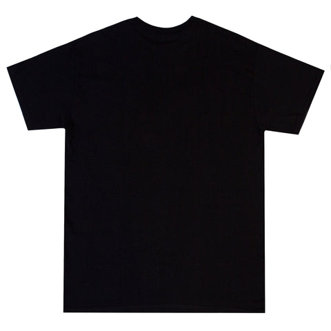 "Fool's Gold ""Micro Logo"" Tee - Black"