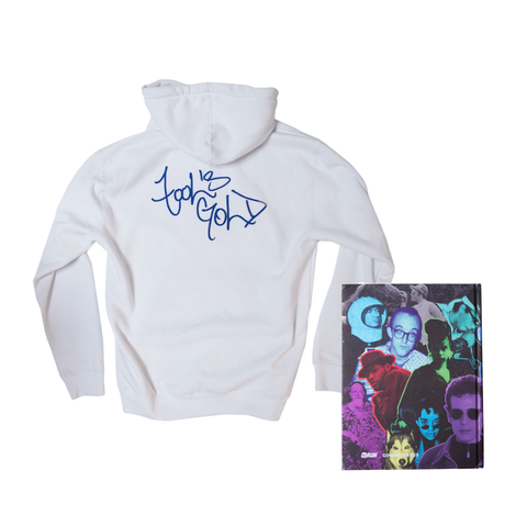 Ricky Powell Book & Hoodie Bundle