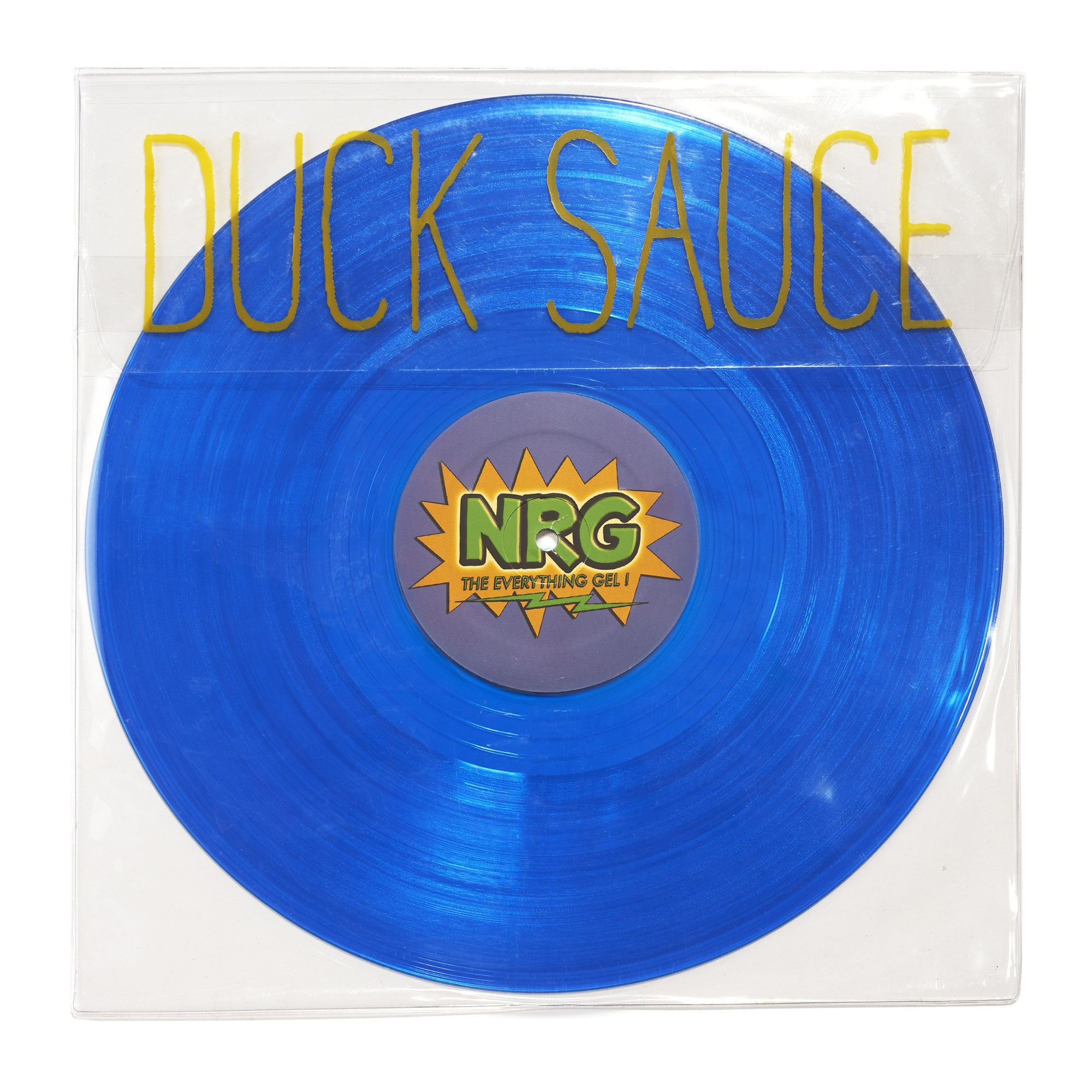 "Duck Sauce ""NRG"" Color 12"""