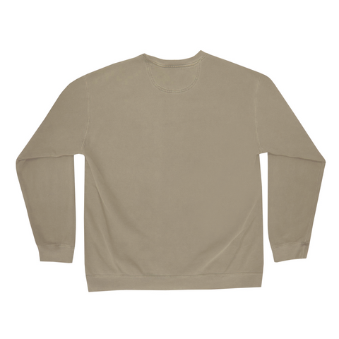 "Fool's Gold ""Spell Out"" Crewneck - Tan"