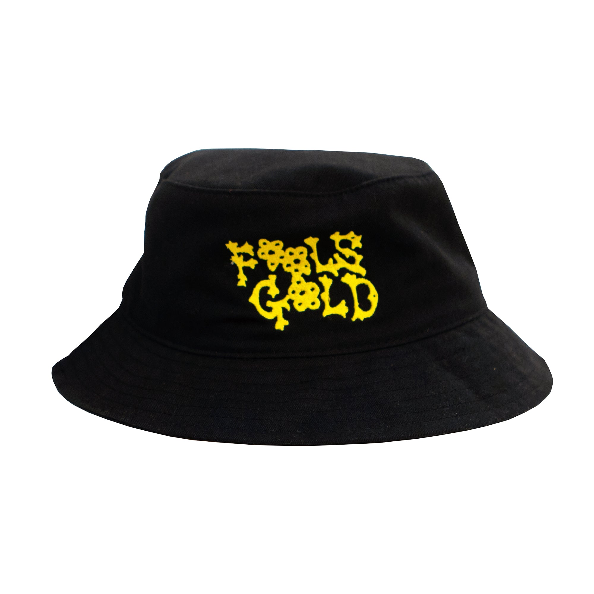 "Fool's Gold ""Flower Child"" Embroidered Bucket Hat"
