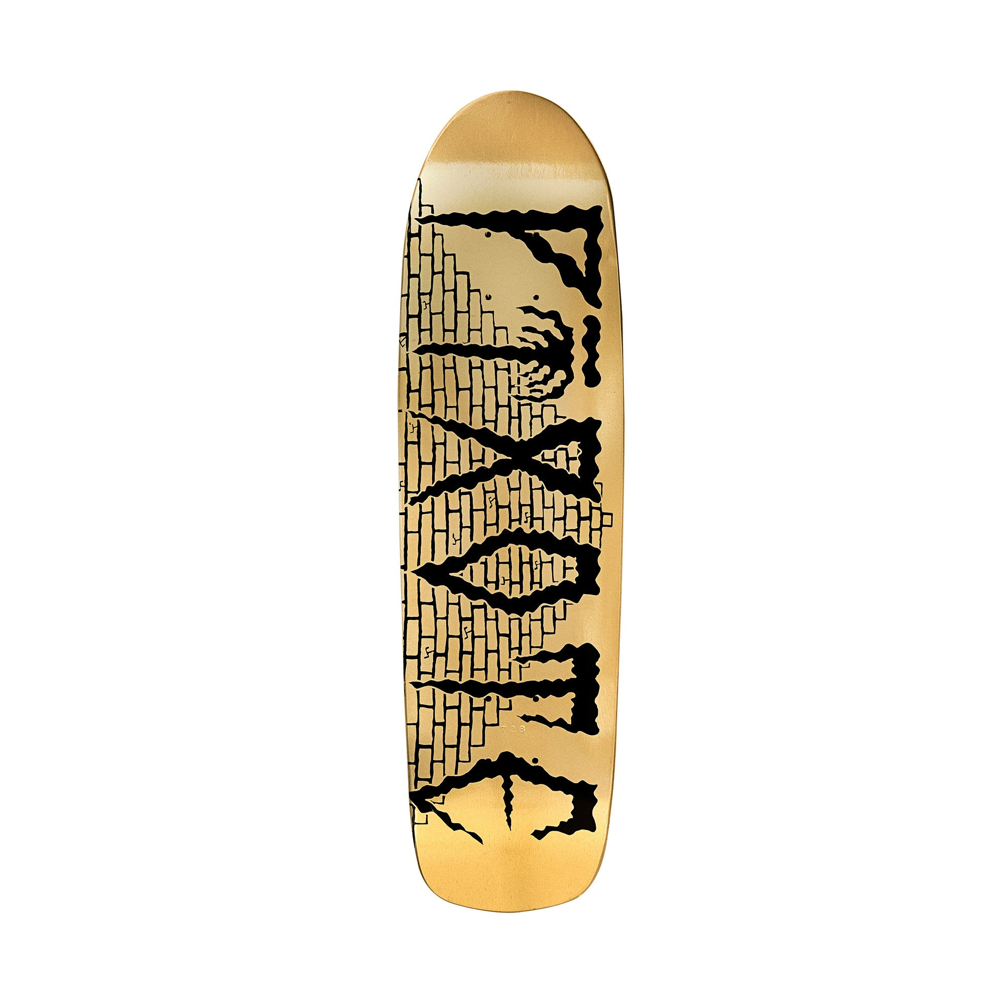 "Fool's Gold x Pixote ""Pyramid"" Deck (Gold)"