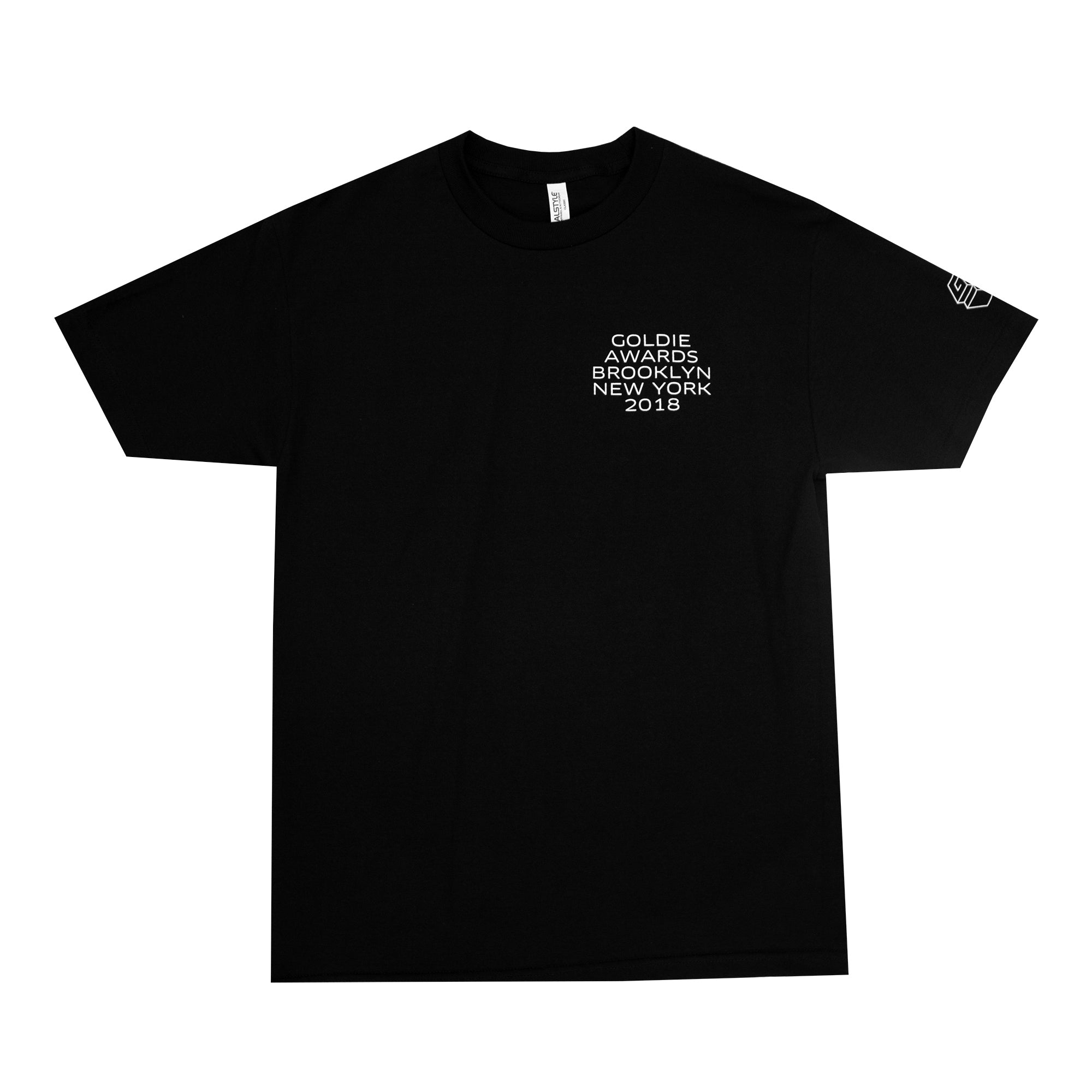 "Goldie Awards ""BKNY '18"" Tee"