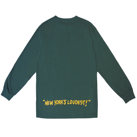 "Fool's Gold ""Goldbar Records"" Longsleeve"