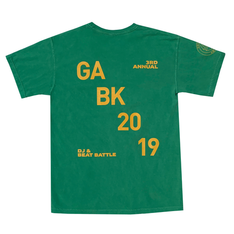 "Goldie Awards ""GA '19"" Tee"