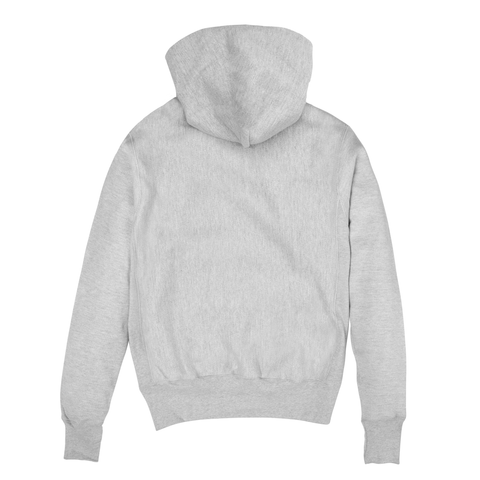 "Fool's Gold ""Paradise Script"" Champion Hoodie - Grey"