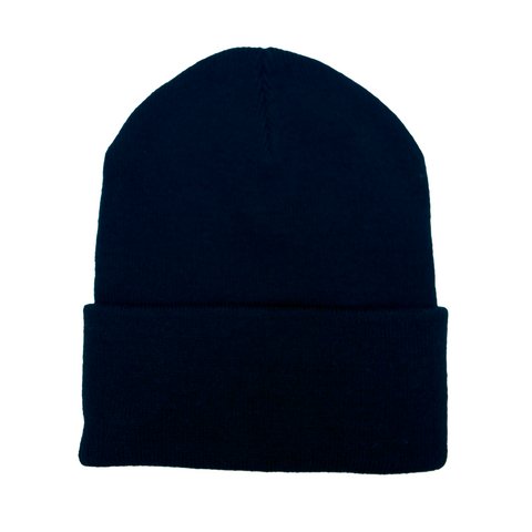 "Fool's Gold ""Patch"" Knit Cap"