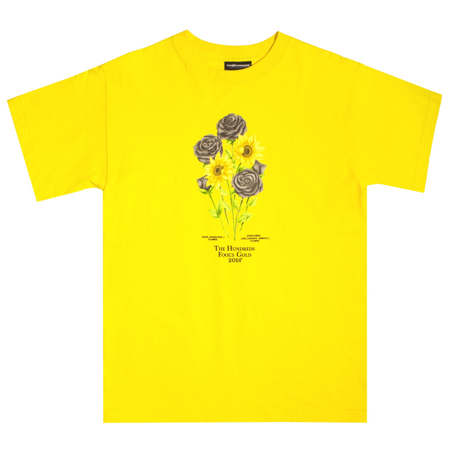 "Fool's Gold x The Hundreds ""Complexcon"" Tee"