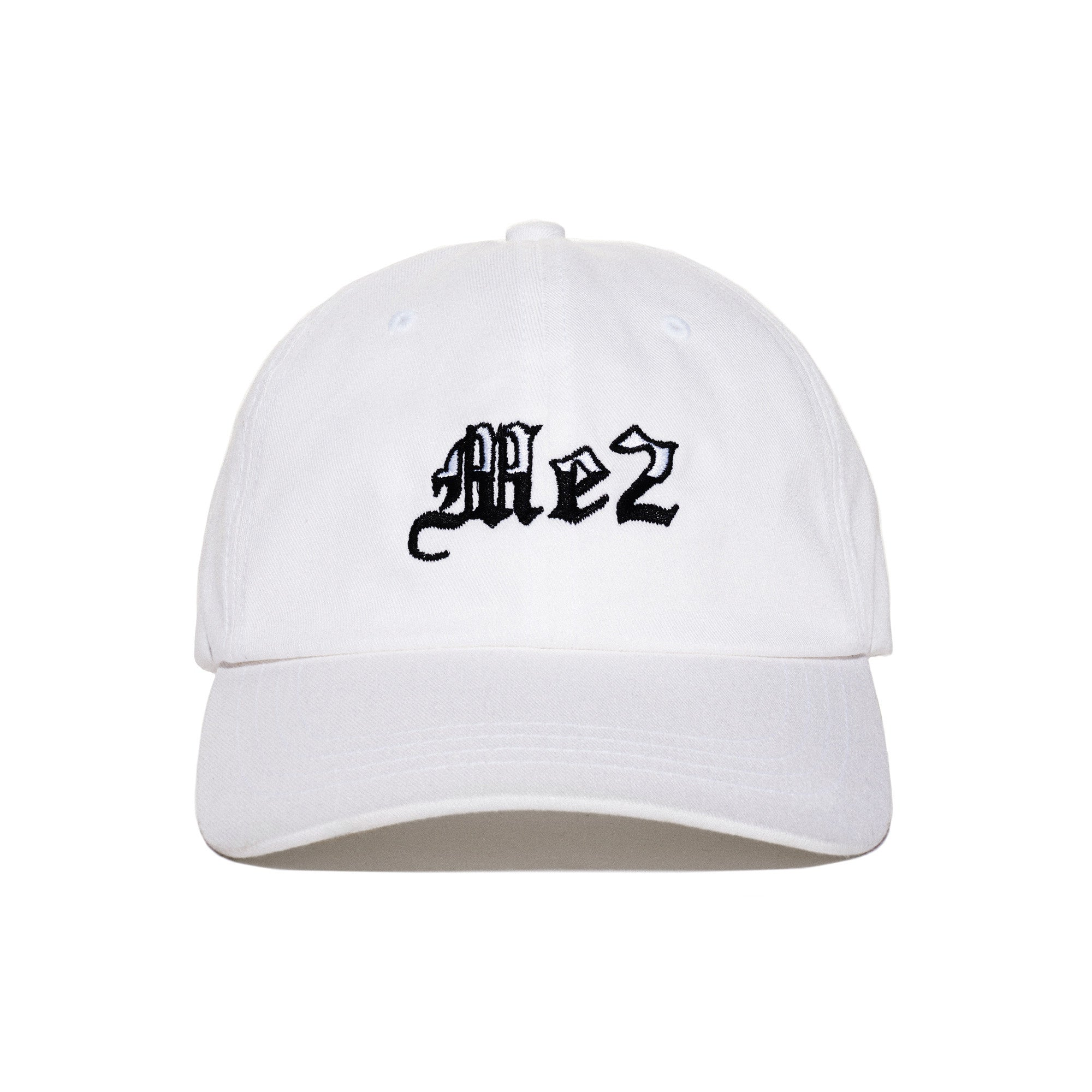 "Me2 ""Logo"" Golf Cap - White"