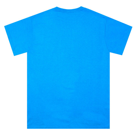 "Fool's Gold ""Psych Piano"" Tee - Electric Blue"