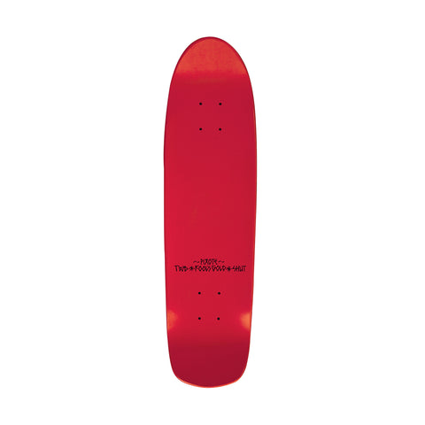 "Fool's Gold x Pixote ""Pyramid"" Deck (Red)"