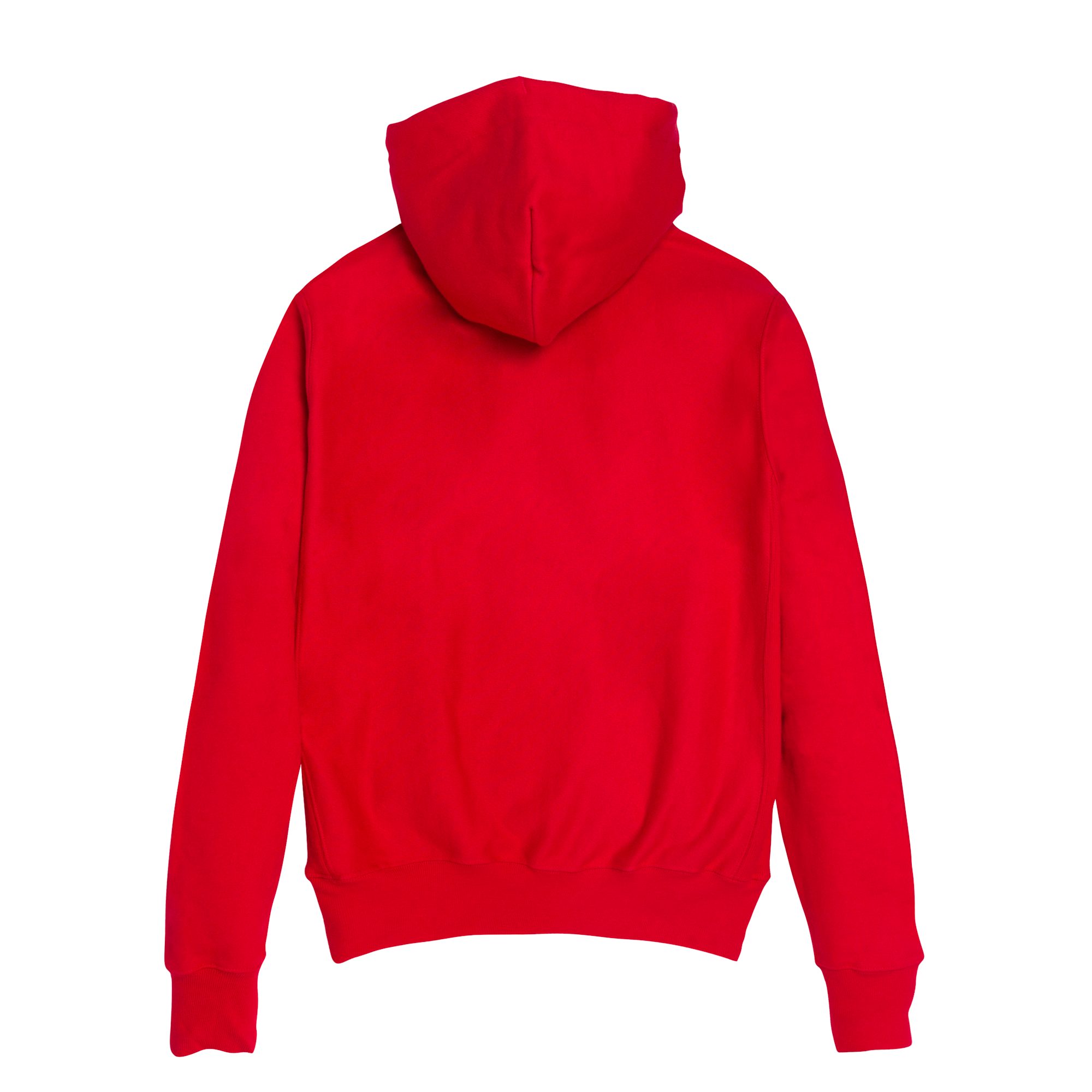 "Fool's Gold ""Paradise Script"" Champion Hoodie - Red"