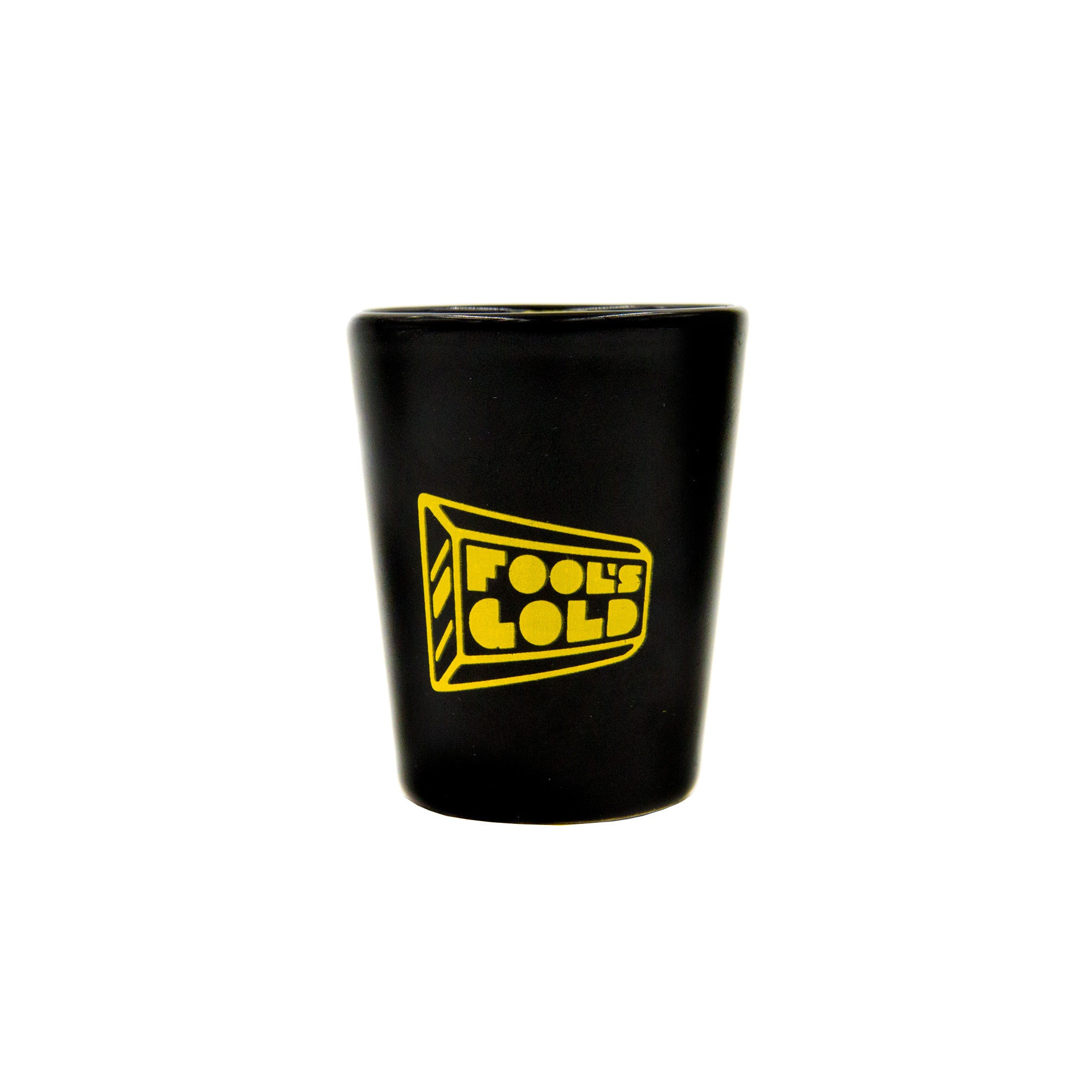 "Fool's Gold ""Logo"" Shot Glass"