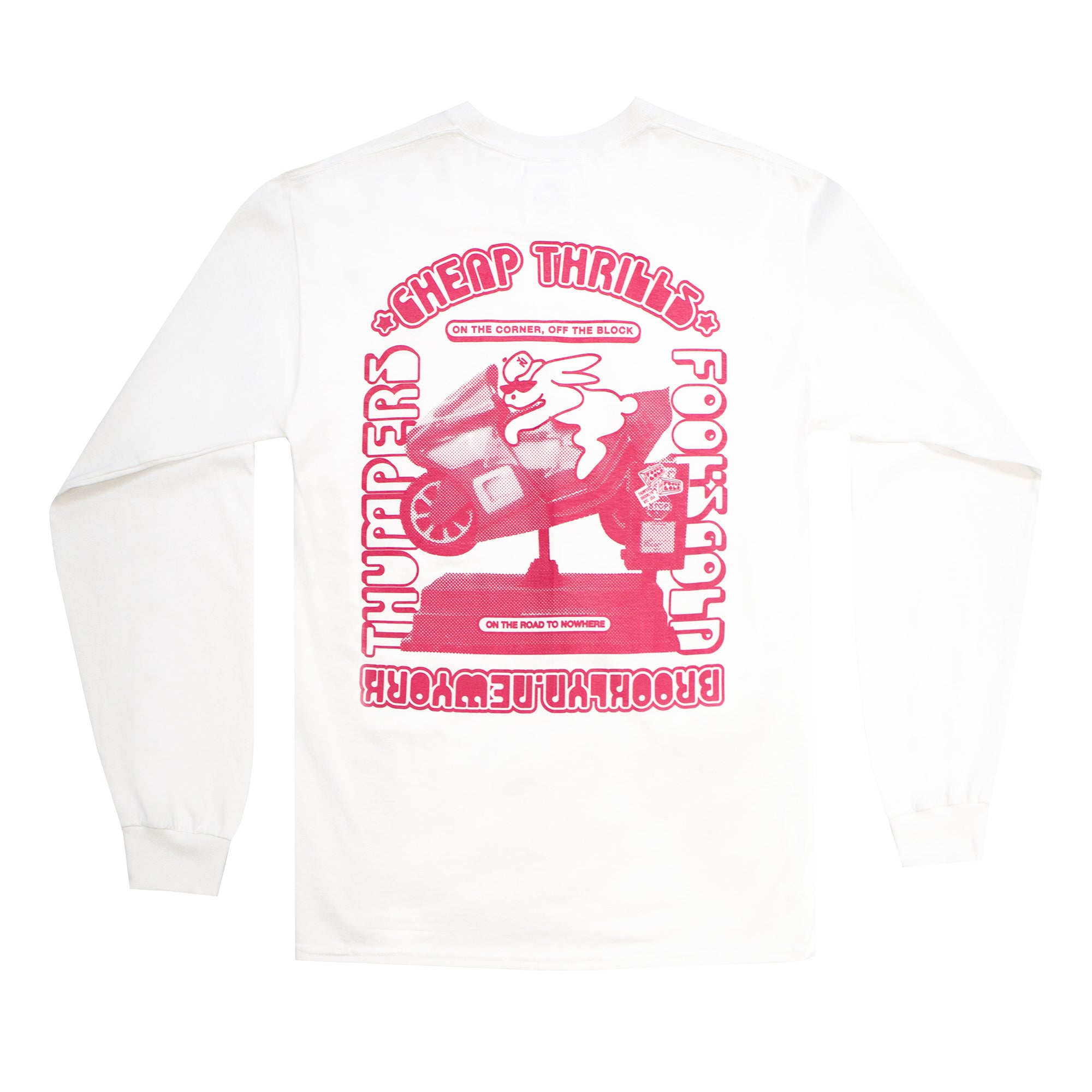"Fool's Gold x Thumpers ""Cheap Thrills"" Long Sleeve"