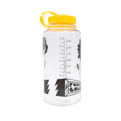 Fool's Gold x The Hundreds Nalgene Bottle