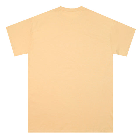 "Fool's Gold ""Rave Logo"" Tee - Tan"