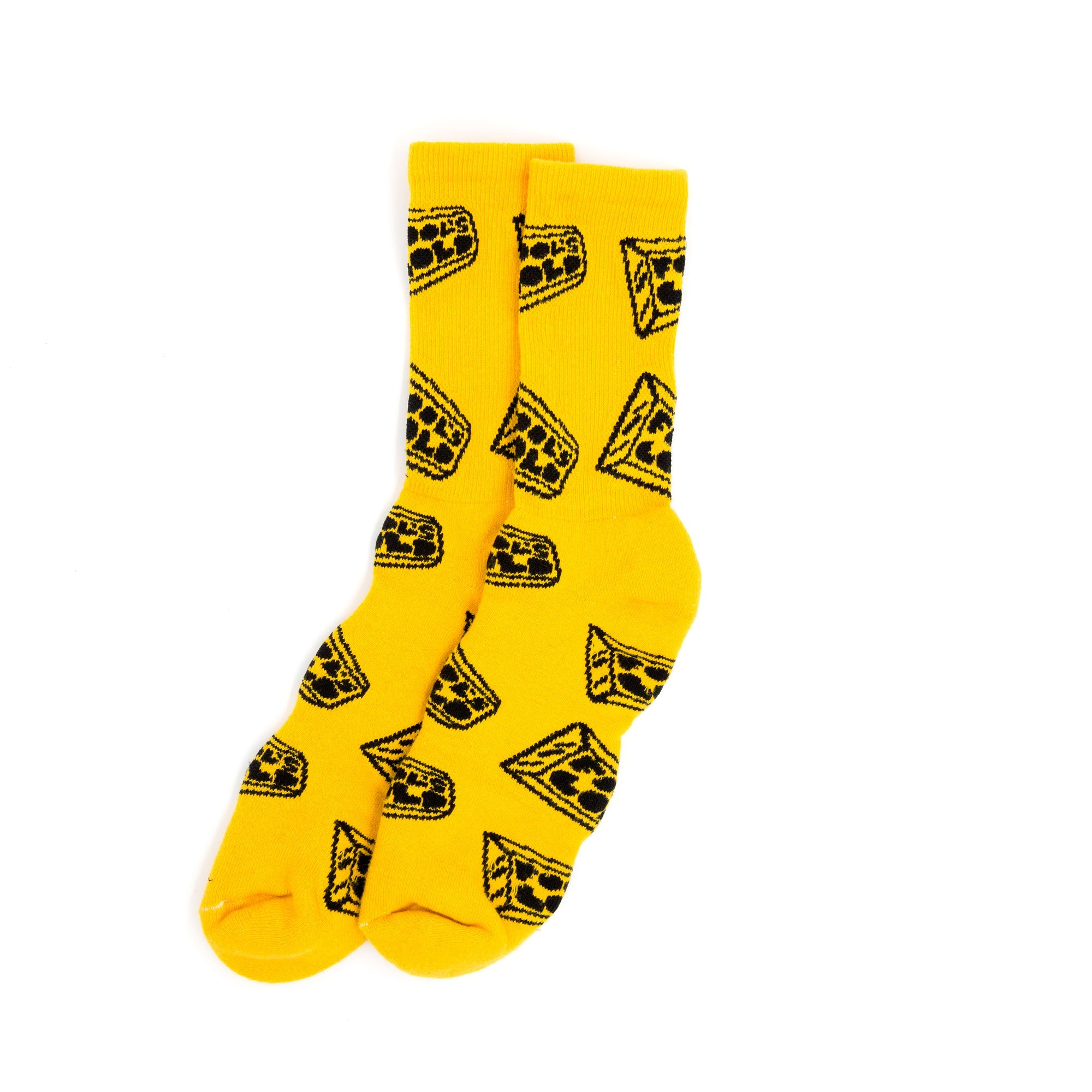 "Fool's Gold ""Logo"" Socks - Gold"