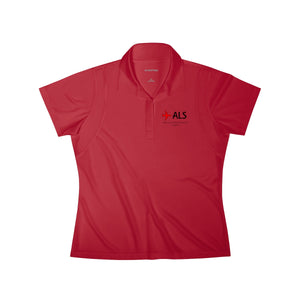 Fly ALS Women's Polo Shirt