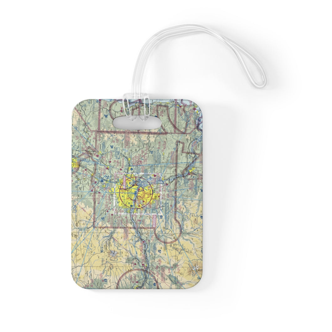 PDX Sectional Bag Tag
