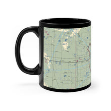 Load image into Gallery viewer, ABR Sectional Black mug 11oz