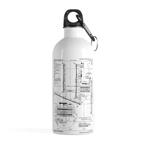IAD Stainless Steel Water Bottle