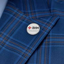 Load image into Gallery viewer, Fly BHM Metal Pin