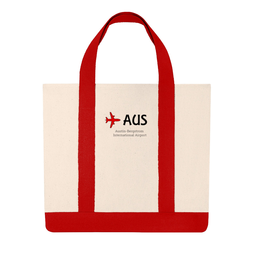 Fly AUS Shopping Tote