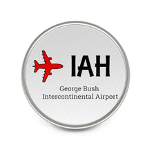 Load image into Gallery viewer, Fly IAH Metal Pin