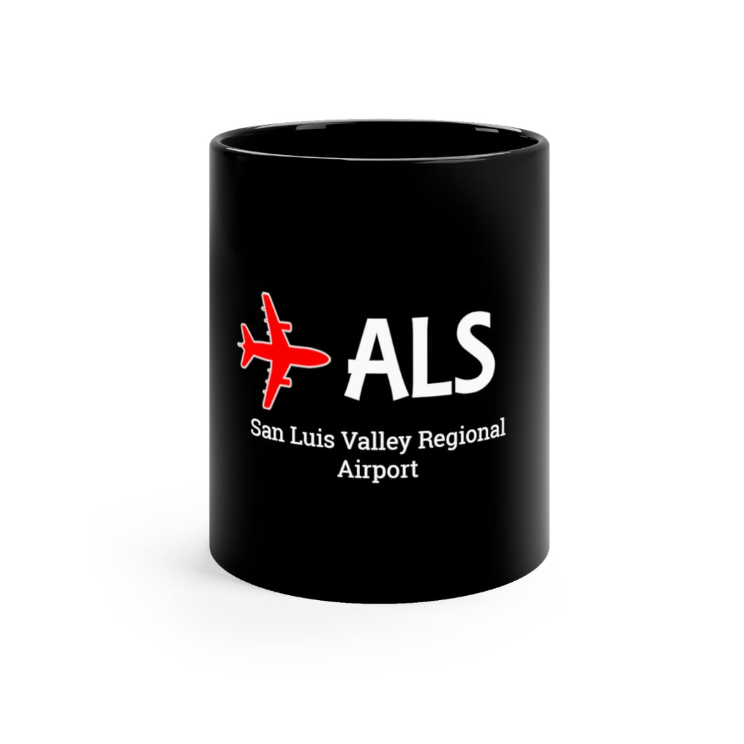 Fly ALS Black mug 11oz