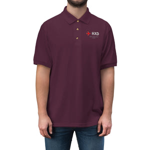 Fly HXD Men's Jersey Polo Shirt
