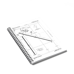 ABR Spiral Notebook - Ruled Line