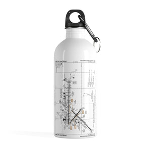 ABQ Stainless Steel Water Bottle