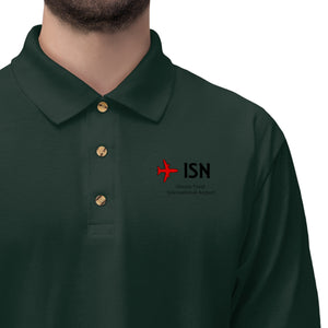 Fly ISN Men's Jersey Polo Shirt