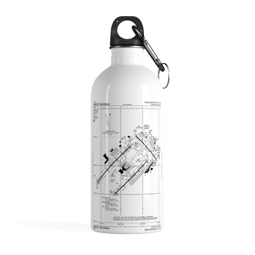 IND Stainless Steel Water Bottle