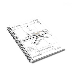 MLI Spiral Notebook - Ruled Line
