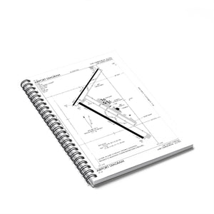 LCH Spiral Notebook - Ruled Line