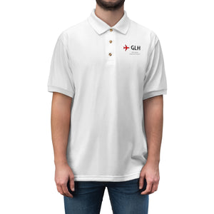 Fly GLH Men's Jersey Polo Shirt