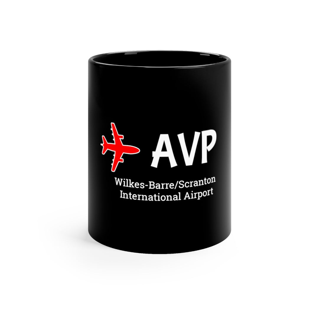 Fly AVP Black mug 11oz