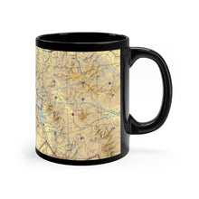 Load image into Gallery viewer, HLN Sectional Black mug 11oz