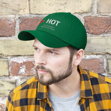 Load image into Gallery viewer, Fly HOT Unisex Twill Hat